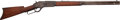 Long Guns:Lever Action, Winchester Model 1876 Lever Action Rifle....