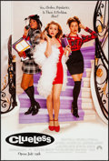 "Movie Posters:Comedy, Clueless (Paramount, 1995). One Sheet (27"" X 40"") Advance DS. Comedy.. ..."