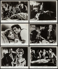 """The Flesh and the Fiends (Valiant Films, 1960). Photos (30) (8"""" X 10""""). Horror. Alternate Title: Mania. ... (T..."""