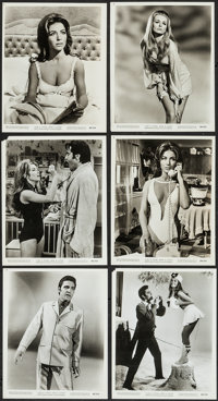 "Live a Little, Love a Little (MGM, 1968). Photos (15) (approx. 8"" X 10""). Elvis Presley. ... (Total: 15 Items)"