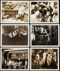 """Movie Posters:Action, Gunga Din (RKO, 1939). Photos (10) (8"""" X 10""""). Action.. ... (Total: 10 Items)"""