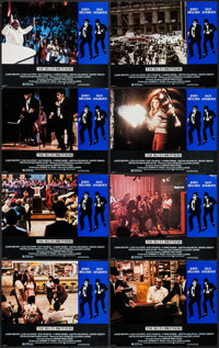 """The Blues Brothers (Universal, 1980). Lobby Card Set of 8 (11"""" X 14""""). Comedy. ... (Total: 8 Items)"""