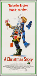 "Movie Posters:Comedy, A Christmas Story (United International, 1984). Australian Daybill(13"" X 27""). Comedy.. ..."
