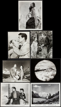 "Dangerous Mission & Others Lot (RKO, 1954). Photos (7) (7.5"" X 9"", 7.5"" X 9.5"", 8"" X 10..."
