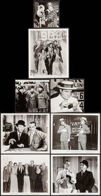 "The Big Broadcast of 1938 & Other Lol (Paramount, 1940). International Photos (2), Photos (3) (8"" X 10""..."