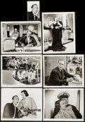 """Movie Posters:Musical, Here Is My Heart (Paramount, 1934). Photos (6) (8"""" X 10"""") &Trimmed Restrike Photo (3"""" X 4.5""""). Musical.. ... (Total: 7 Items)"""