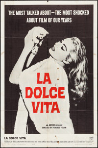"La Dolce Vita (Astor, 1961). One Sheet (27"" X 41""). Foreign"