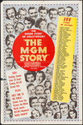 "Movie Posters:Documentary, The MGM Story (MGM, 1951). One Sheet (27"" X 41""). Documentary.. ..."