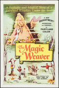 "Movie Posters:Foreign, The Magic Weaver (Allied Artists, 1965). One Sheet (27"" X 41"").Foreign.. ..."