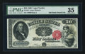 Large Size:Legal Tender Notes, Fr. 164 $50 1880 Legal Tender PMG Choice Very Fine 35.. ...