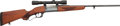 Long Guns:Lever Action, Savage Model 99 Lever Action Rifle With Bushnell Scope Chief 4XScope....