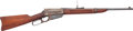 Long Guns:Lever Action, Winchester Model 1895 Lever Action Carbine....