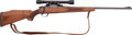 Long Guns:Bolt Action, Sako Model L759 Forester Bolt Action Sporting Rifle With Bausch & Lomb 6X Scope....
