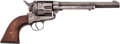 Handguns:Single Action Revolver, U.S. Colt Single Action Army Revolver....