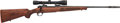Long Guns:Bolt Action, Winchester Model 70 Classic Featherweight Boss Bolt Action Rifle with Telescopic Sight....