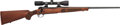 Long Guns:Bolt Action, Winchester Model 70 Classic Featherweight Bolt Action Rifle withTelescopic Sight....