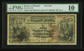 National Bank Notes:Colorado, Denver, CO - $50 1882 Brown Back Fr. 508 The First NB Ch. # 1016....