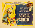 Animation Art:Poster, Song of the South Re-Release Movie Posters Group of 3 (Walt Disney, 1946/1956).... (Total: 3 )