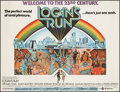 "Movie Posters:Science Fiction, Logan's Run (MGM, 1976). New York Subway (45.25"" X 55.5""). ScienceFiction.. ..."