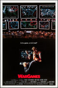 "Movie Posters:Science Fiction, WarGames (MGM/UA, 1983). One Sheet (27"" X 41""). Science Fiction....."