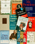 Books:Americana & American History, [American History, U.S. Presidents]. Group of Twelve Books. Variouspublishers and dates.. ... (Total: 12 Items)