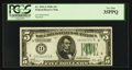 Fr. 1951-I $5 1928A Federal Reserve Note. PCGS Very Fine 35PPQ