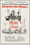 "Movie Posters:Comedy, The Pure Hell of St. Trinian's (Continental, 1961). One Sheet (27"" X 41""). Comedy.. ..."