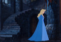 Animation Art:Production Cel, Sleeping Beauty Princess Aurora Production Cel (Walt Disney,1959)....