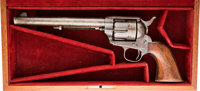 Colt Single Action Army Revolver Purportedly Belonging to Texas Lawman and Rancher William Houston Pearce