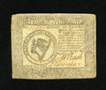 Colonial Notes:Continental Congress Issues, Continental Currency September 26, 1778 $8 Very Fine. Fold counterswill absolutely love this underrated Continental as it w...