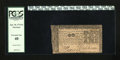 Colonial Notes:Maryland, Maryland April 10, 1774 $2 PCGS Extremely Fine 40. Dark penmanshiphighlight this note that is lightly circulated....
