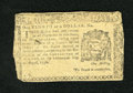 Colonial Notes:New York, New York August 13, 1776 $1/8 Fine. A repair is found on the back.This is a denomination from an issue that we have never b...
