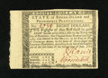 Colonial Notes:Rhode Island, Rhode Island July 2, 1780 $8 Gem New. An incredible gem examplefrom this Rhode Island series that has huge margins, crisp p...