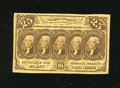 Fractional Currency:First Issue, Fr. 1281 25c First Issue Very Choice New. A very well marginedexample of this popular first issue type that has robust ink ...