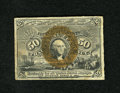 """Fractional Currency:Second Issue, Fr. 1316 50c Second Issue Very Fine. This solid VF has a lot of life and only the """"63"""" portion of the """"18-63"""" surcharge. The..."""