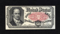 Fractional Currency:Fifth Issue, Fr. 1381 50c Fifth Issue Very Choice New. An unusually original Crawford note that is lovely for the type. The top margin m...