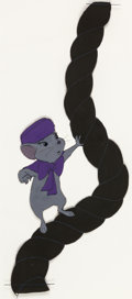 Animation Art:Production Cel, The Rescuers Original Production Cel (Walt Disney, 1977)....