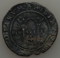 Mexico, Mexico: Carlos & Joanna Pair of 4 Reales ND (1532-1545) VF,...(Total: 2 coins)