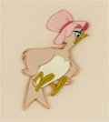 Animation Art:Color Model, Alice in Wonderland Mother Bird Color Model Cel (Walt Disney, 1951)....