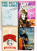 Books:Biography & Memoir, [Aviation]. Group of Four First Editions on Female Aviators.Various publishers, 1954 - 2003.. ... (Total: 4 Items)