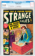 Golden Age (1938-1955):Horror, Strange Tales #5 (Atlas, 1952) CGC GD/VG 3.0 Cream to off-whitepages....