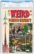 Golden Age (1938-1955):Science Fiction, Weird Science-Fantasy #25 (EC, 1954) CGC FN 6.0 Off-white to whitepages....