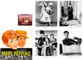 Animation Art:Photograph, Mary Poppins Publicity Photos (Walt Disney, 1964)....(Total: 95 Items)