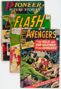 Silver Age (1956-1969):Miscellaneous, Comic Books - assorted Golden-Bronze Age Comics Group of 18(Various Publishers, 1941-74) Condition: Average FR.... (Total: 18Comic Books)