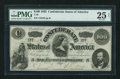Confederate Notes:1862 Issues, T49 $100 1862. PF-2 Cr. 348.. ...