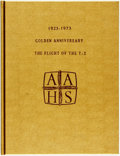 Books:Periodicals, [Periodical, Aviation]. John A. Macready, pilot. SIGNED. Louis S.Casey. Smithsonian Annals of Flight, Volume 1, Number ...
