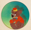 Animation Art:Production Cel, Fun and Fancy Free Bongo Production Cel (Walt Disney,1947)....
