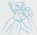 Animation Art:Production Drawing, Son of the Pink Panther Animation Drawings Group of 2 (MGM,1993)....