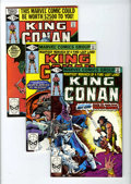 Modern Age (1980-Present):Science Fiction, King Conan #1-19 Group (Marvel, 1980-83) Condition: Average NM+....(Total: 19 Comic Books)