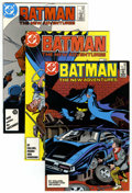 Modern Age (1980-Present):Superhero, Batman Group (DC, 1982-89) Condition: Average NM+.... (Total: 44Comic Books)